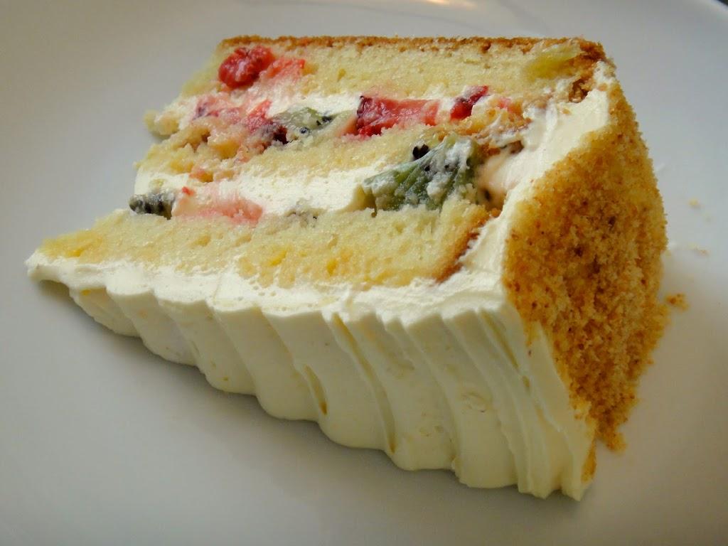 Passion Fruit Cake Filling Recipe